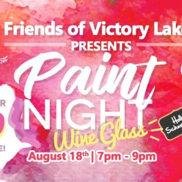 FVLA Wine Glass Paint Night